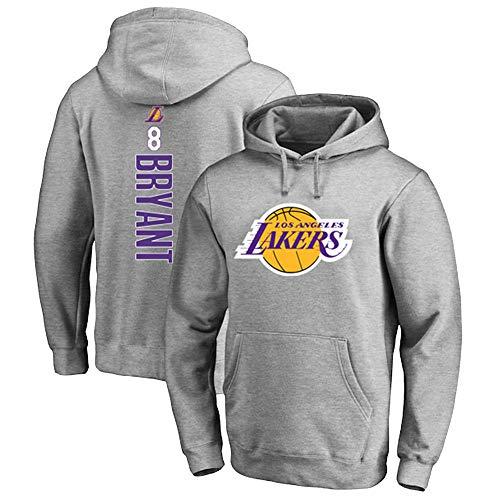 ERYUEN Basketball Jersey NBA Lakers 8# Kobe Bryant Basketball Anzug Basketballtrikot für Herren Männer Basketballtraining Sportbekleidung