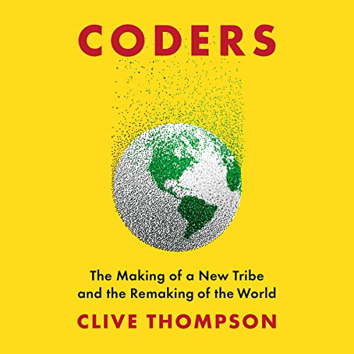 Coders audiobook cover art