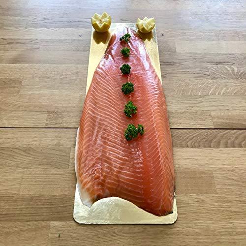 saumon labeyrie carrefour