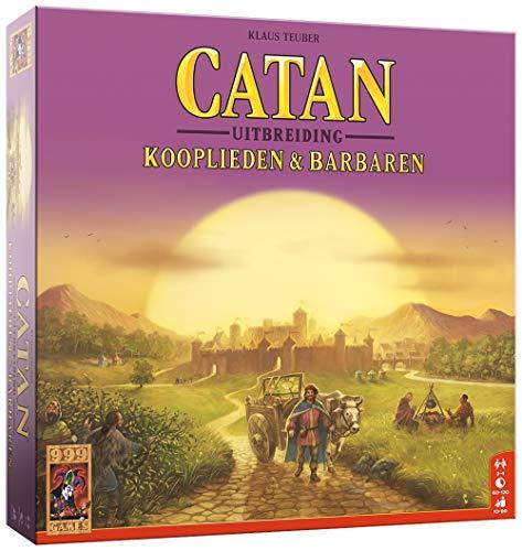 999 Games 999-Kol20B Catan: Kooplieden & Barbaren Bordspel Bordspel, Alle Kleuren