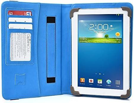 Alcatel Onetouch POP 7 LTE T Mobile Tablet Case UniGrip PRO Edition By Cush Cases LIGHT BLUE product image