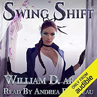 Page de couverture de Swing Shift