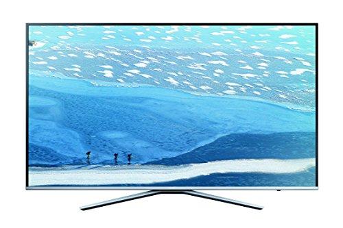 Samsung KU6409 138 cm (55 Zoll) Fernseher (Ultra HD, Triple Tuner, Smart TV)