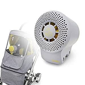 Airtory – Air Purifier Small, Gray, HEPA Filter Portable Air Purifier for strollers