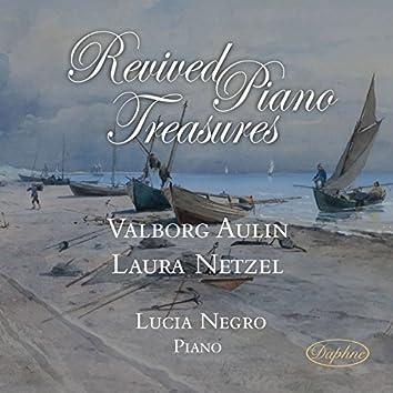 Revived Piano Treasures
