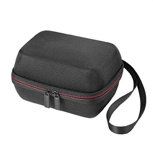 Omron Evolv - Funda rígida para monitor de presión arterial inalámbrico Bluetooth con brazo superior - Bolsa de almacenamiento para viaje