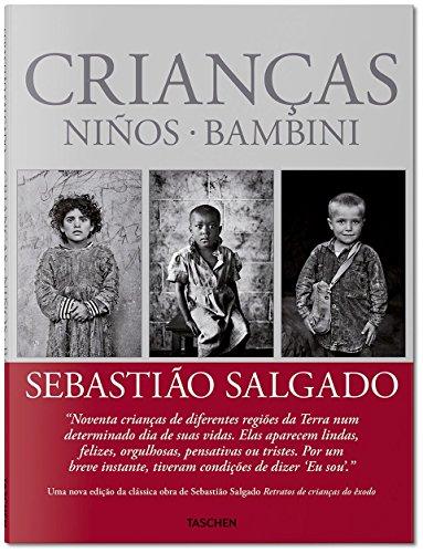 Sebastião Salgado. Crianças