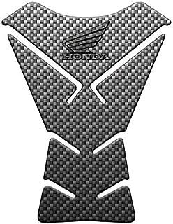 Protection de Reservoir Moto Autocollant en Gel Polymer compatible pour Honda NC 750 X Rouge Tankpad Sticker