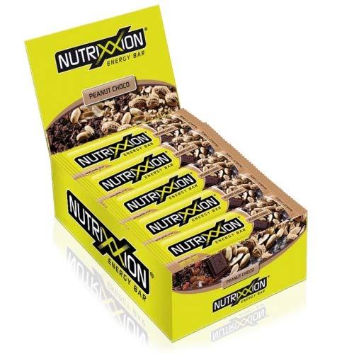 Nutrixxion BARRITAS ENERGÉTICA Set 25 x 55g, FlavorName Peanut Choco