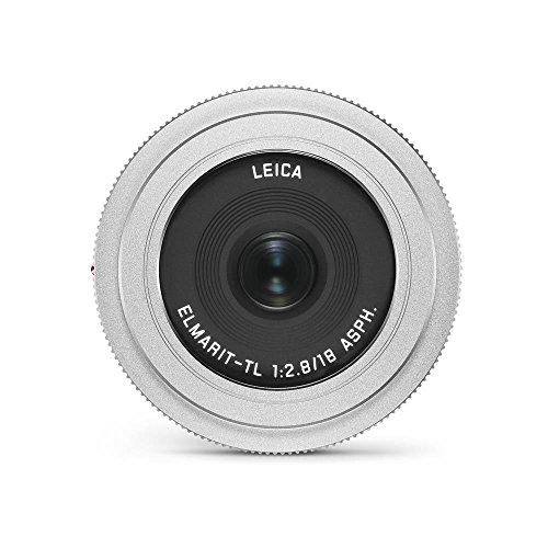 Objetiva Leica 18mm f/2.8 ASPH Elmarit-TL Silver