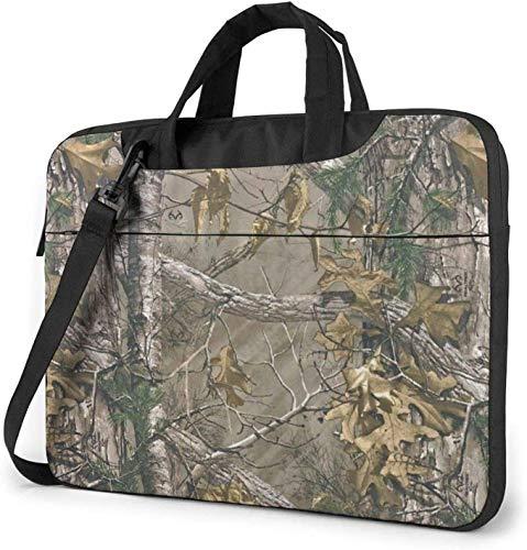 Realtree Laptop Bag Shockproof Briefcase Shoulder Bags Carrying Case Laptop 13 inch