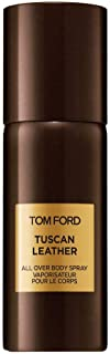 Tom Ford Tuscan Leather Body Spray In Box For Men, 4 oz/150 ml