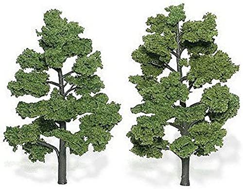 Light Grün Ready Made Trees 6 - 7 Woodland Scenics by Woodland Scenics