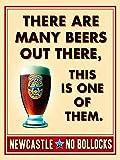 PotteLove Newcastle Brown Ale,Beer Metal
