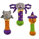 Grasslands Road Bootiful Baby Plush Toy Halloween Squeaker (1 Piece)