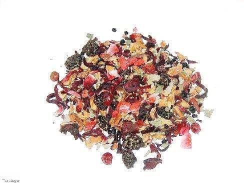 Natur Rote Grütze Tee 1kg ohne Aroma Tee-Meyer