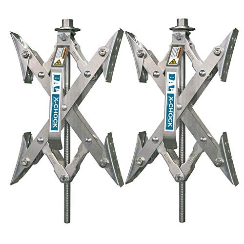 X-Chock Wheel Stabilizer