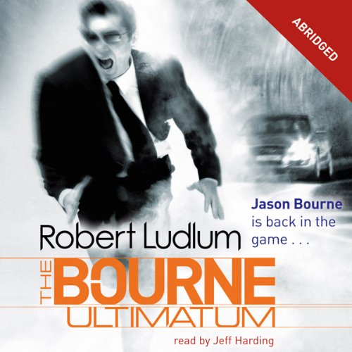 The Bourne Ultimatum cover art