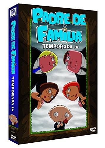 Padre De Familia - Temporada 14 [DVD]