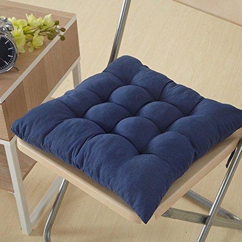 Lsv-8 Cojín de silla de oficina cepillado suave y fácil de limpiar