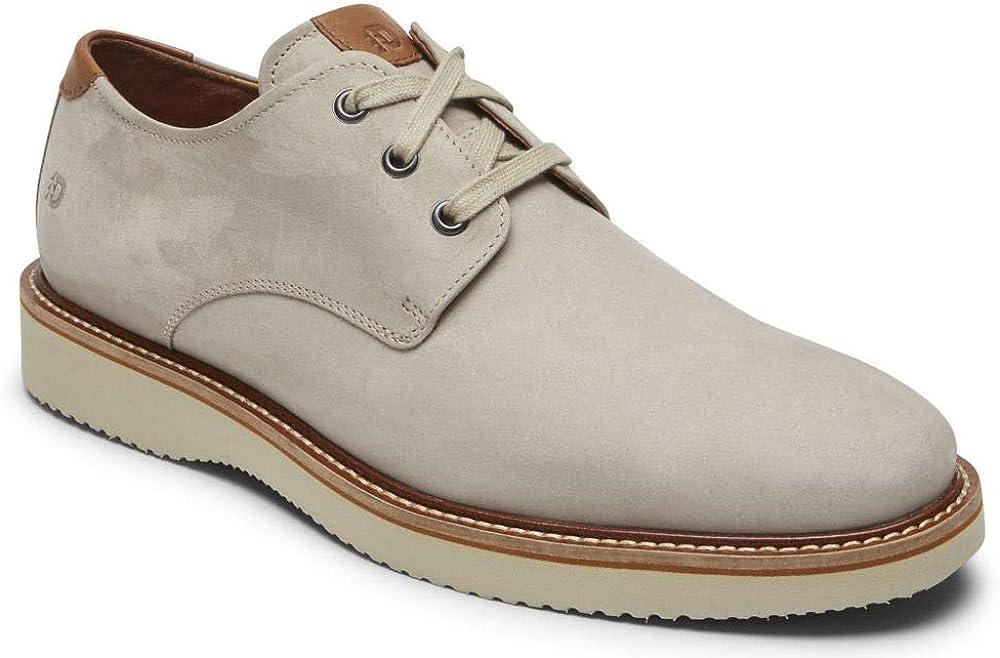 New product!! Popular product Dunham Men's Clyde Oxford Plaintoe