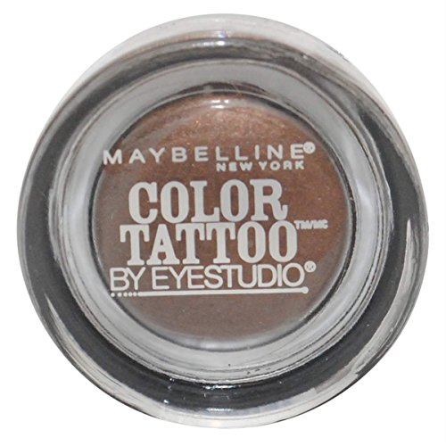Gemey Maybelline - Ombre à Paupières 24 Heures - Color Tattoo Eyestudio - N°400 Rich Mahogany (Edition limitée)