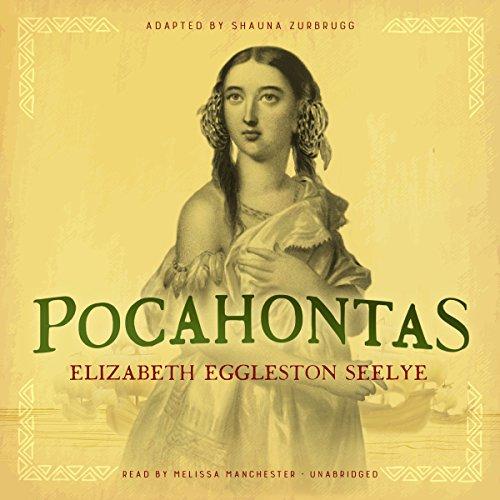Pocahontas audiobook cover art