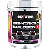 Six Star Explosion Pre Workout