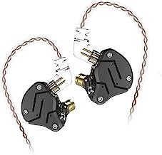 KZ ZSN Earphone in Ears Monitor with 1BA and 1DD, KZ High Fidelity in Ear Headphone..