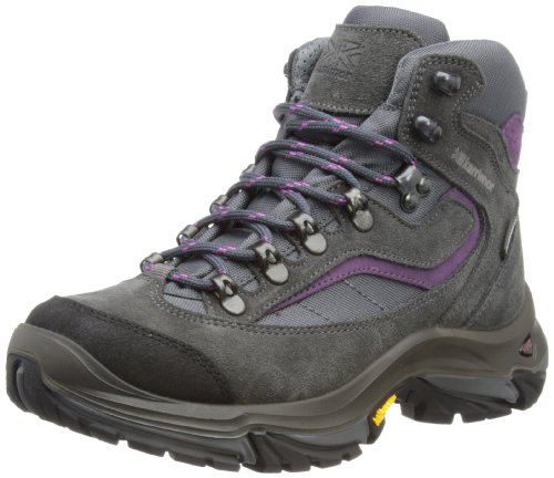 Karrimor Ksb 300 L Weathertite, Damen Trekking- und Wanderstiefel, Black Sea/Purple, 39 EU (6 UK)