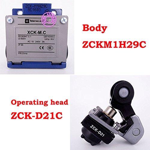 Limit Switch Original New XCK-M.C XCKM121H29C XCK-M121H29C ZCKM1H29C ZCK-M1H29C ZCKD21C ZCK-D21C