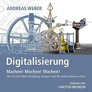 Digitalisierung - Machen! Machen! Machen! Titelbild
