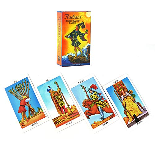Tarot Deck 78 Cards,for Beginner with Guide, Tarot Deck Original Card Cards Sets,Family Party Board Games