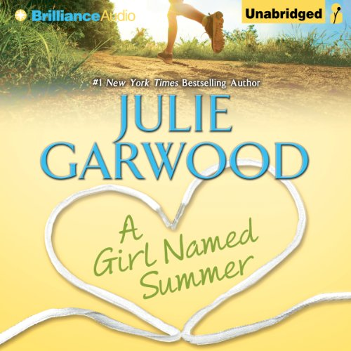 A Girl Named Summer audiobook cover art