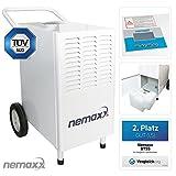 Nemaxx BT55 Deumidificatore condensatore assorbitori di umidità, essiccatori (max. 55l / giorno)