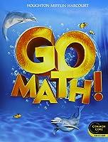 Go Math & Practice Book Bundle Grade K (Houghton Mifflin Harcourt Go Math)