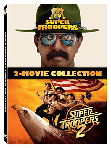 Super Troopers: 2-movie Collection