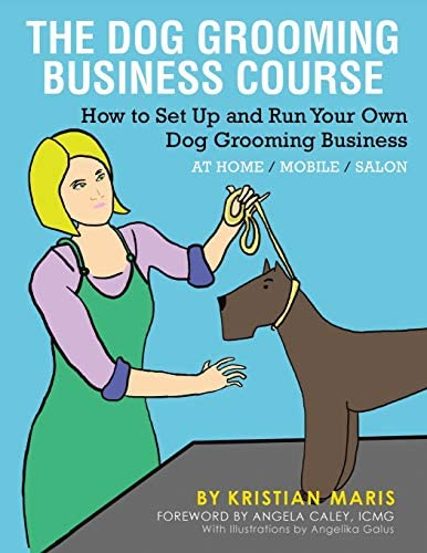 The Dog Grooming Business Course product image