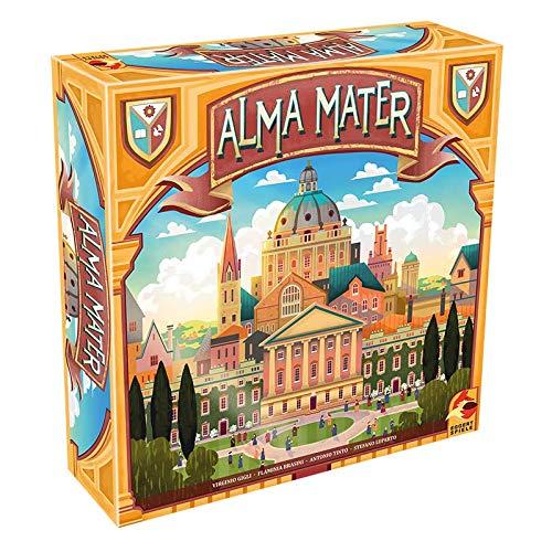 Asmodee Alma Mater, Expertenspiel, Strategiespiel, Deutsch