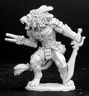 Best lion man miniature Reviews