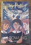 Harry Potter Et l'ordre du Phénix / Rowling, JK / Réf: 28084 - 01/01/2003