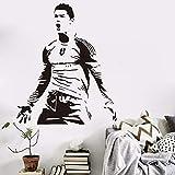 Super Fußballstar Cristiano Ronaldo brüllen