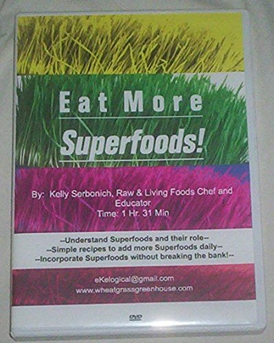 Eat More Superfoods!