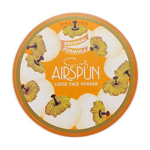 (3 Pack) COTY Airspun Loose Face Powder - Translucent