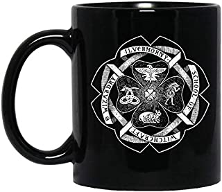 Ilvermorny School of Witchcraft and Wizardry Crest Mug