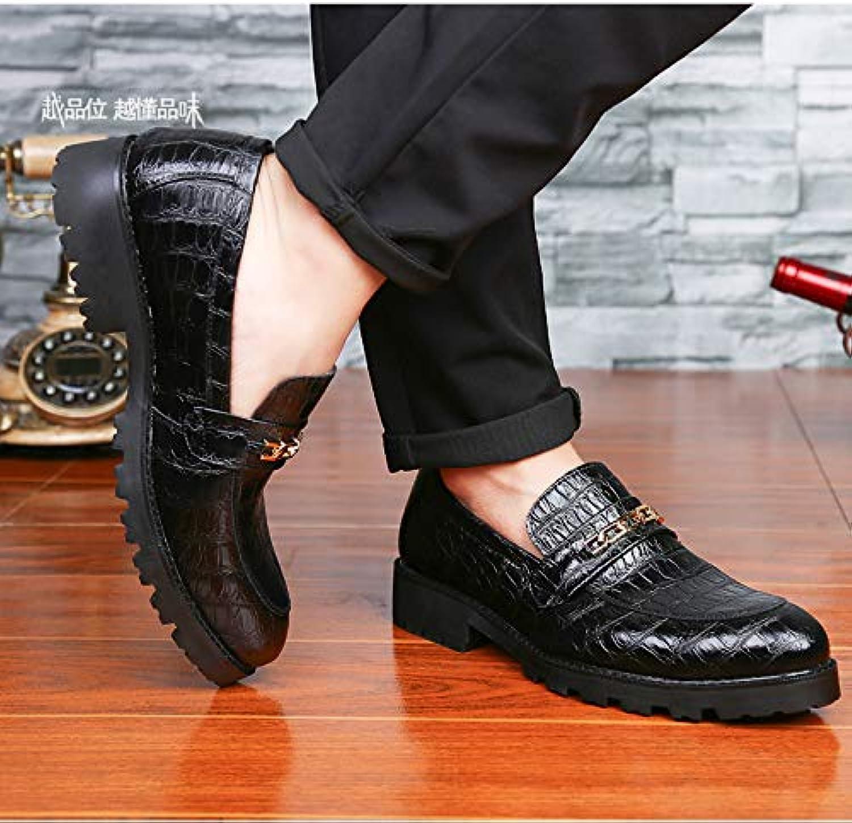 LOVDRAM Men'S shoes Men'S shoes Fashion Casual shoes Men'S Thick Men'S shoes