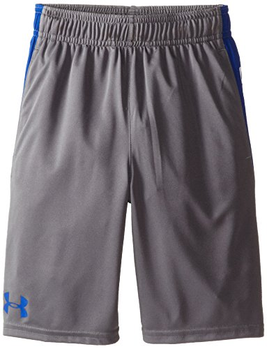 Under Armour Jungen Eliminator Shorts Kurze Hose, Graphite, YMD