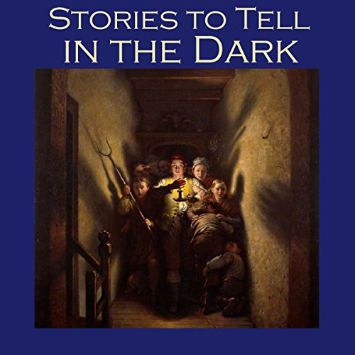 Stories to Tell in the Dark audiobook cover art