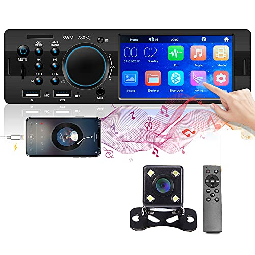 Reproductor Multimedia Coche 1 Din reproductores multimedia coche  Marca Hikity