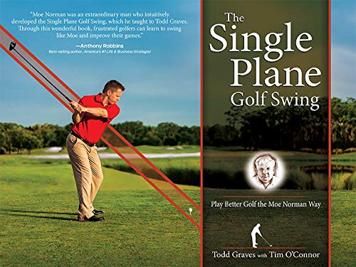The Single Plane Golf Swing: Play Better Golf the Moe Norman Way (English Edition)